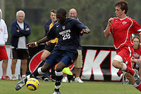 Josmer Altidore, Nike Friendlies, 2004.