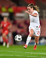 13th April 2021; Bet365 Stadium, Stoke, England; Ella Toone of England during the womens International Friendly match between England and Canada