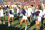 December 30, 2016: TCU showgirls at the AutoZone Liberty Bowl inside Liberty Bowl Memorial Stadium in Memphis, Tennessee. ©Justin Manning/Eclipse Sportswire/Cal Sport Media