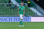 19.09.2020, wohninvest Weserstadion, Bremen, GER,  SV Werder Bremen vs Hertha BSC Berlin, <br /> <br /> <br />  im Bild<br /> <br /> enttäuscht / enttaeuscht / traurig / Niederlage / dissapointed<br /> Nick Woltemade (werder Bremen #41)<br /> <br /> Foto © nordphoto / Kokenge<br /> <br /> DFL regulations prohibit any use of photographs as image sequences and/or quasi-video.