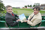 Golf in Wales book launch
