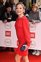 Kellie Bright<br /> arriving for theTRIC Awards 2020 at the Grosvenor House Hotel, London.<br /> <br /> ©Ash Knotek  D3561 10/03/2020