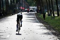 Dana Rozlapa (EST)<br /> <br /> Women Elite Individual Time Trial from Knokke-Heist to Bruges (30.3 km)<br /> <br /> UCI Road World Championships - Flanders Belgium 2021<br /> <br /> ©kramon