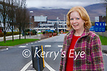 Grainne McPolin who has done a documentary on nurses who have left Ireland for the UK and one nurse from Tralee