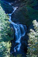 Wallace Falls, Wallace Falls State Park, Snohomish County, Washington, US
