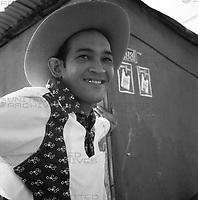 Venezolanischer junger Mann, Venezuela 1966. Venezuelan young man, Venezuela 1966.