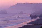Sea stacks, Cannon Beach, Oregon