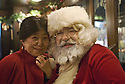 Santa in Tokyo, Japan