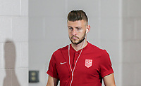 Cleveland, OH - Saturday July 15, 2017: Paul Arriola during a 2017 Gold Cup match between the men's national teams of the United States (USA) and Nicaragua (NCA) at FirstEnergy Stadium.