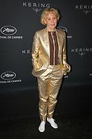 Claire Denis en photocall avant la soiréee Kering Women In Motion Awards lors du soixante-dixième (70ème) Festival du Film à Cannes, Place de la Castre, Cannes, Sud de la France, dimanche 21 mai 2017. Philippe FARJON / VISUAL Press Agency