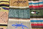 Mexico, Baja California Sur, Todos Santos, Souvenir Blankets
