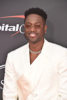 LOS ANGELES, USA. July 10, 2019: Dwyane Wade at the 2019 ESPY Awards at the Microsoft Theatre LA Live.<br /> Picture: Paul Smith/Featureflash