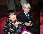 CELEBRAZIONE DEI 60 ANNI DELLO  STATO D'ISRAELE  TEATRO DELL'OPERA ROMA 2008