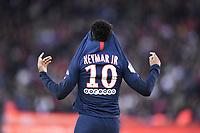 DECEPTION - DOS - MAILLOT - 10 NEYMAR JR (PSG)<br /> 05/10/2019<br /> Paris Saint Germain PSG - Angers <br /> Calcio Ligue 1 2019/2020 <br /> Foto Anthony Bibard Panoramic/insidefoto <br /> ITALY ONLY
