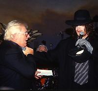 Bobby Heeman & Undertaker 1992<br /> Photo By John Barrett/PHOTOlink