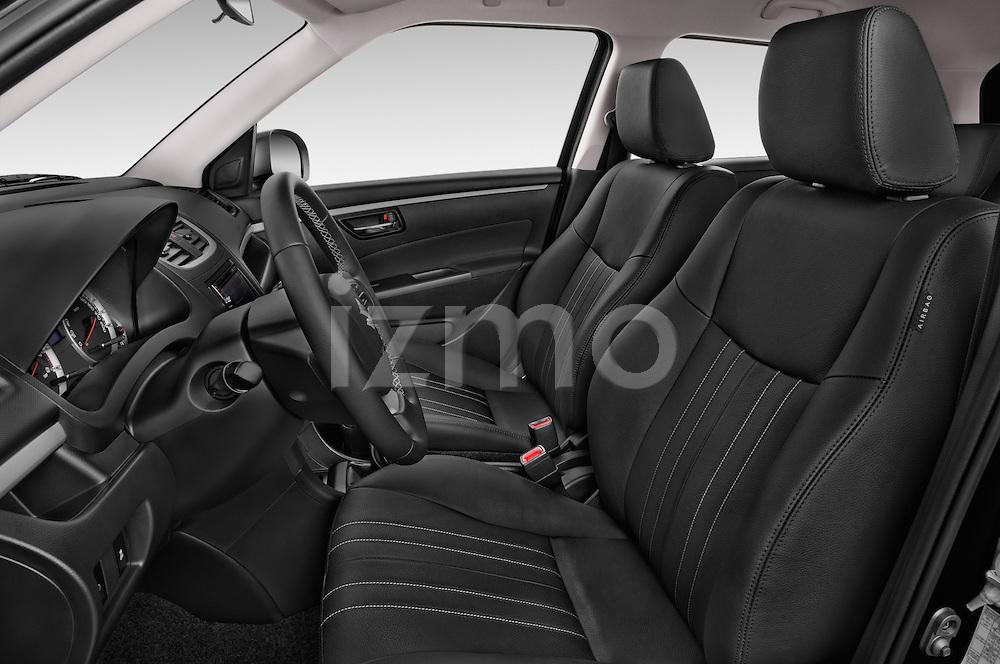 Front seat view of2013 Suzuki SWIFT Grand Luxe @ttraction 5 Door Hatchback 2WD Front Seat car photos