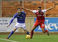 Carlisle United v Fleetwood Town - 08.11.2017