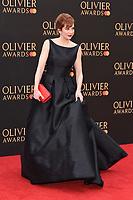Kathryn Parkinson<br /> arriving for the Olivier Awards 2019 at the Royal Albert Hall, London<br /> <br /> ©Ash Knotek  D3492  07/04/2019
