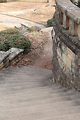 Down Steps of Stone