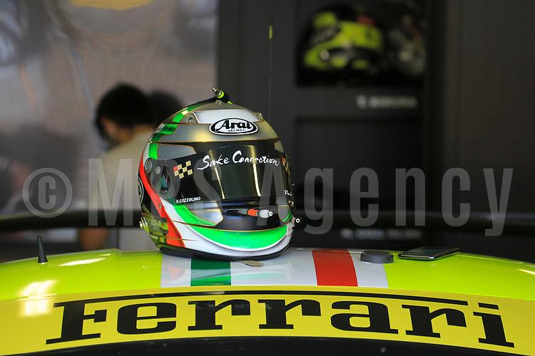 #70 MR RACING (JPN) FERRARI 488 GTE EVO LM GTE AM  TAKESHI KIMURA (JPN) VINCENT ABRIL  (FRA) KEI COZZOLINO (JPN)
