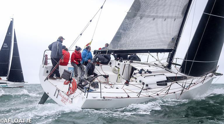 Paul O'Higgins' JPK 10.80 Rockabill VI - likes the breeze