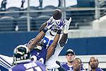 Dallas Cowboys wide receiver Dez Bryant (88) in action during the pre-season game between the Baltimore Ravens and the Dallas Cowboys at the AT & T stadium in Arlington, Texas. Baltimore defeats Dallas  37-30.