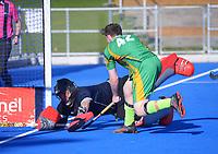 210724 Manawatu Premier Men's Hockey - Marist v Massey University