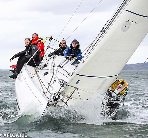 The Grzegorz Kalinecki skippered First 310 More Mischief