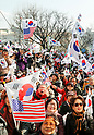 Constitutional Court to rule on South Korean President Park Geun-Hye's impeachment
