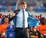 25.07.2019 Rangers v Progres Niederkorn: Steven Gerrard