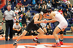 5A Regional wrestling tournament is held at Wakeland High School in Frisco on Saturday, February 18, 2017.