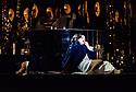 "English National Opera presents Giuseppe Verdi's ""La Traviata"", at the London Coliseum. Directed by ENO's new artistic director, Daniel Kramer. Picture shows: Claudia Boyle (Violetta Valery)."