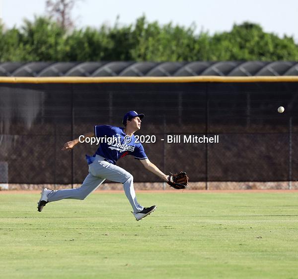 Jake Vogel - 2020 AIL Dodgers (Bill Mitchell)