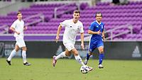 Orlando, Florida - Saturday January 13, 2018: Gordon Wild. Match Day 1 of the 2018 adidas MLS Player Combine was held Orlando City Stadium.