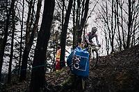 Eli Iserbyt (BEL/Pauwels Sauzen-Bingoal)<br /> <br /> X2O Herentals Cross 2020 (BEL)<br /> <br /> ©kramon