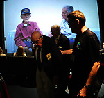 The 75 Anniversary of Doolittle Raiders bombing of Japan in the first offensive action of World War II was recognized with a weekend of activities culminating with a day-long list of events at the National Museum of the United States Air Force. Capping the event was an evening with the lone surviving Raider, Col. Dick Cole in the museum theatre.