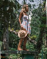 Aidelisa en Bosque Carite #aidelisa #forrest #carite #cayey #puertorico #naturallight
