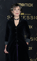 """October 12, 2021.Samatha Berry  attend HBO's """"Succession"""" Season 3 Premiere at the  American Museum of Natural History in New York October 12, 2021 Credit: RW/MediaPunch"""