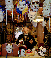 Venetian mask makers (mascherari) used to enjoy a special position in society, with their own laws and their own guild, with their own statute dated 10 April 1436. Mascherari belonged to the fringe of painters and were helped in their task by sign-painters who drew faces onto plaster.