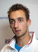 19-12-10, Tennis, Rotterdam, Reaal Tennis Masters 2010,     Thomas Schoorel