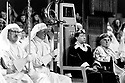 National Eisteddfod in The Rhymney Valley in 1990. Festival of Welsh Literature, music and performance.Crowning of the Baird. CREDIT Geraint Lewis
