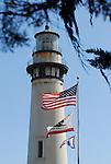 Pigeon Point Lighthouse, CA.  Dec. 2011 Edit.