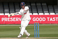 Tom Westley of Essex hits out during Essex CCC vs Worcestershire CCC, LV Insurance County Championship Group 1 Cricket at The Cloudfm County Ground on 9th April 2021