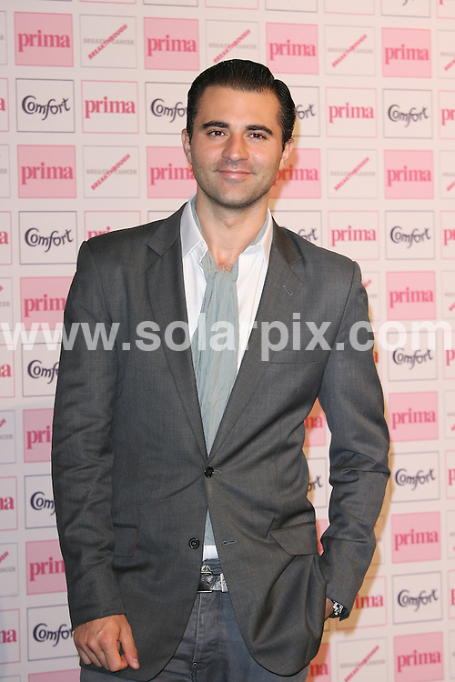 **ALL ROUND PICTURES FROM SOLARPIX.COM**.**WORLDWIDE SYNDICATION RIGHTS**.Arrivals at the Comfort Prima High Street Fashion Awards at the Battersea Evolution, London, UK. 8 September 2010..This pic: Darius..JOB REF: 12068 LNJ    DATE: 08_09_2010.**MUST CREDIT SOLARPIX.COM OR DOUBLE FEE WILL BE CHARGED**.**MUST NOTIFY SOLARPIX OF ONLINE USAGE**.**CALL US ON: +34 952 811 768 or LOW RATE FROM UK 0844 617 7637**