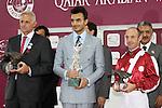 .General wins the race. Jockey Olivier Peslier Owner : Cheik Abdullah Bin Khalifa Al Thani. Trainer : de Mieulle