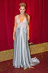 © Licensed to London News Pictures . 16/05/2015 .  The Palace Hotel , Manchester , UK . STEPHANIE WARING . The red carpet at the 2015 British Soap Awards , The Palace Hotel , Oxford Road , Manchester . Photo credit : Joel Goodman/LNP