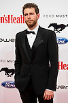 Alvaro Cervantes attends to the delivery of the Men'sHealth awards at Goya Theatre in Madrid, January 28, 2016.<br /> (ALTERPHOTOS/BorjaB.Hojas)