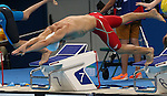 Issac Bouckley, Rio 2016 - Para Swimming // Paranatation.<br /> Issac Bouckley competes in the men's 50m free // Issac Bouckley participe au 50 m libre masculin. 09/09/2016.