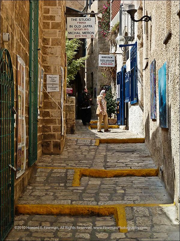 Artist Galleries, Old Jaffa
