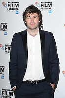 """James McArdle<br /> at the London Film Festival 2016 premiere of """"On the Road"""" at the BFI, South Bank, London.<br /> <br /> <br /> ©Ash Knotek  D3169  09/10/2016"""